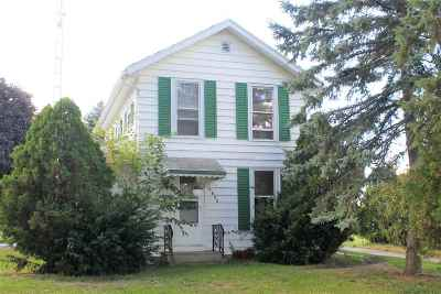 Brooklyn MI Single Family Home For Sale: $270,000