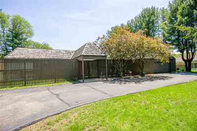 Jackson Single Family Home For Sale: 3849 Guest