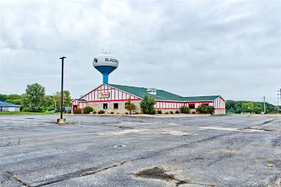 Jackson County Commercial/Industrial For Sale: 1980 W Parnall