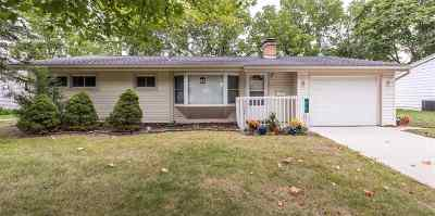 Single Family Home For Sale: 514 Seminole St