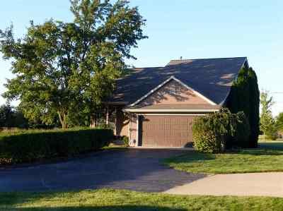 Grass Lake Single Family Home For Sale: 14500 Grass Lake Rd
