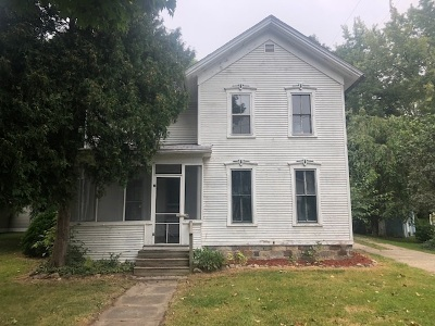 Concord Single Family Home For Sale: 308 Hanover St