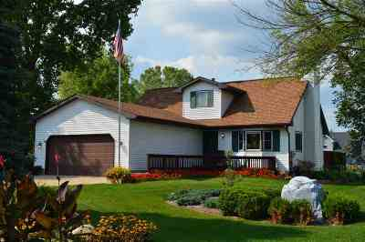 Holt Single Family Home Contingent: 4624 Glenberry