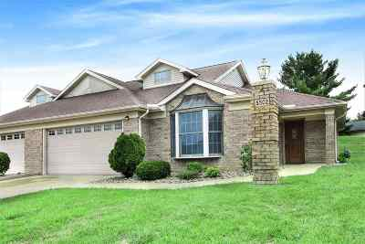 Jackson County Condo/Townhouse For Sale: 5502 Donavon Drive