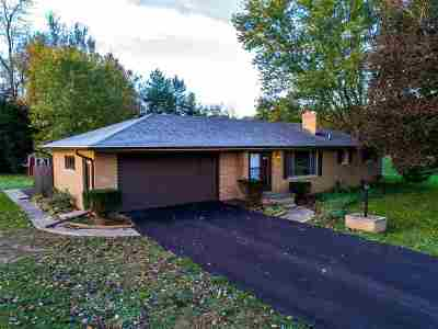 Single Family Home For Sale: 4859 Staten Dr