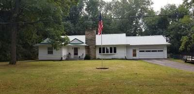 Single Family Home For Sale: 6351 Horton Rd