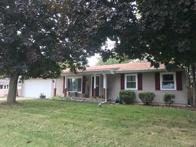 Jackson Single Family Home For Sale: 4800 Hessler