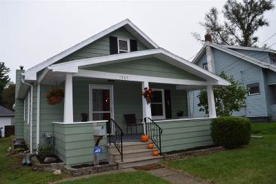 Jackson Single Family Home Contingent - Financing: 1307 Lansing Ave