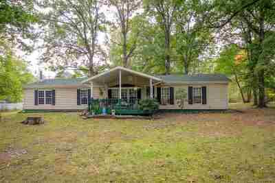 Jonesville Single Family Home For Sale: 11370 Pope Rd