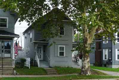 Multi Family Home For Sale: 336 W Wesley