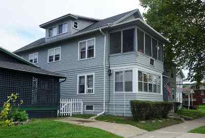 Multi Family Home Sold: 342 W Wesley