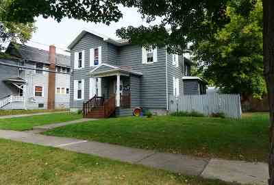 Jackson MI Multi Family Home Sold: $47,000