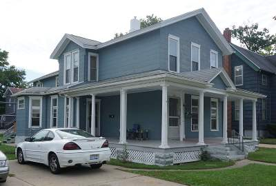 Multi Family Home Sold: 311 1st St.