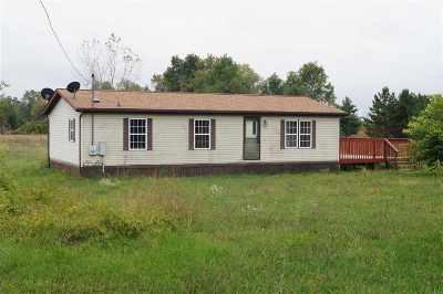 Leslie Single Family Home For Sale: 4125 Covert Rd
