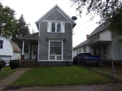 Jackson Single Family Home For Sale: 609 Webb