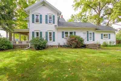 Single Family Home For Sale: 7750 E Michigan Ave