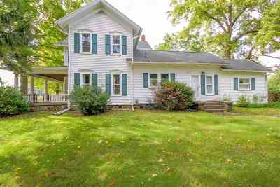 Parma Single Family Home Contingent - Financing: 7750 E Michigan Ave
