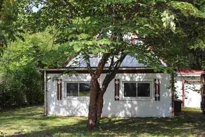 Michigan Center Single Family Home For Sale: 316 Grand