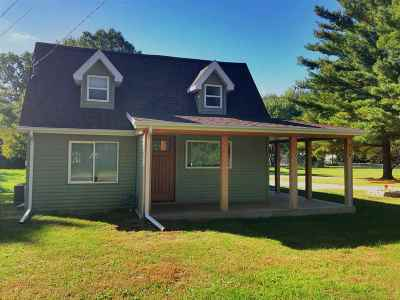 Michigan Center Single Family Home Contingent - Financing: 528 Ninth St