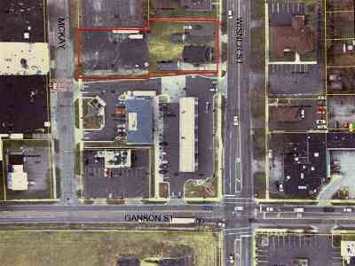 Jackson County Commercial/Industrial For Sale: 614 N Wisner St