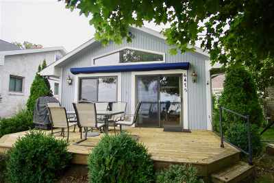 Single Family Home For Sale: 6475 Hallenbeck