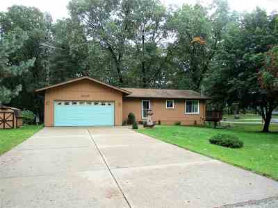 Jerome MI Single Family Home For Sale: $149,900