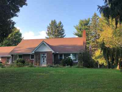 Single Family Home For Sale: 6060 Horton Rd