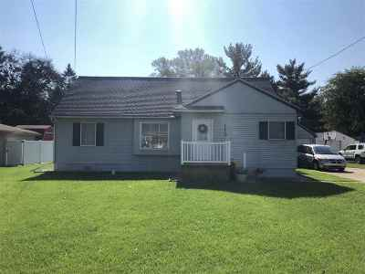 Michigan Center Single Family Home Contingent - Financing: 173 N State St