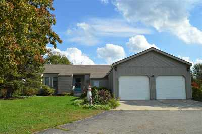 Leslie Single Family Home Contingent: 3355 Williamston Rd