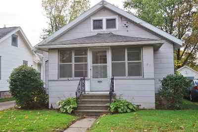 Jackson Single Family Home Contingent - Financing: 621 W Monroe