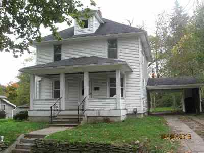 Jackson Single Family Home For Sale: 425 McKinley