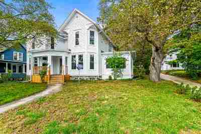 Jackson Single Family Home For Sale: 902 W Michigan Ave