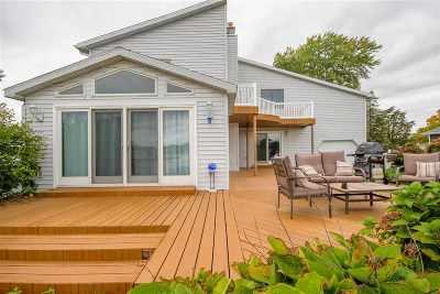 Michigan Center Single Family Home For Sale: 151 Bennett Rd