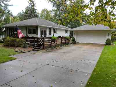 Jackson Single Family Home For Sale: 6126 Crest Rd