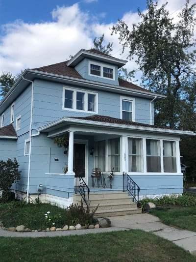 Jackson Single Family Home Contingent - Financing: 600 Harwood