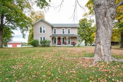 Jackson Single Family Home Active - First Right Rfsl: 6360 Brooklyn Rd