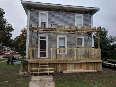 Leslie Multi Family Home For Sale: 310 Bellevue