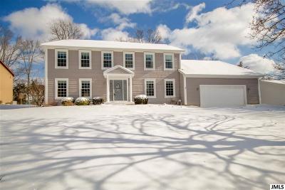 Single Family Home For Sale: 5157 Bluestone