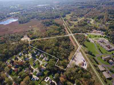 Jackson County Commercial Lots & Land For Sale: 3000 Weatherwax