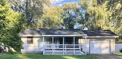 Jackson Single Family Home Contingent - Financing: 409 Eighteenth St