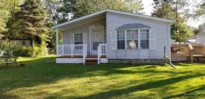 Jackson MI Single Family Home For Sale: $50,000