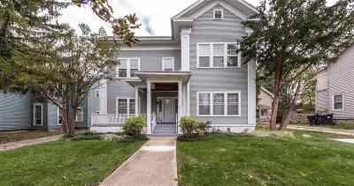 Jackson MI Multi Family Home For Sale: $89,900