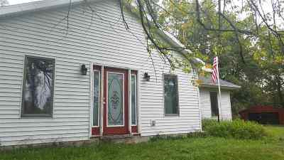 Manchester MI Single Family Home For Sale: $219,900