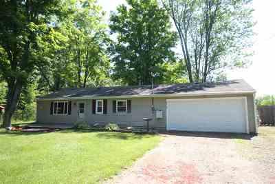 Rives Junction Single Family Home For Sale: 8615 Rives Junction Rd