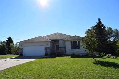 Brooklyn MI Single Family Home For Sale: $179,900