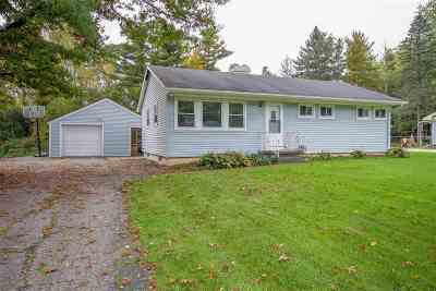 Jackson MI Single Family Home For Sale: $117,900