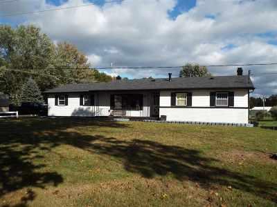 Jackson MI Single Family Home For Sale: $164,900