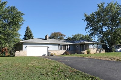 Brooklyn MI Single Family Home For Sale: $174,900