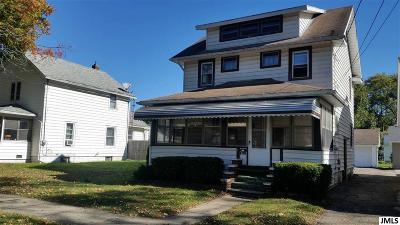 Jackson Single Family Home For Sale: 539 Orange St