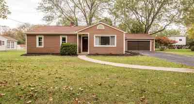 Jackson Single Family Home For Sale: 726 Woodbine St